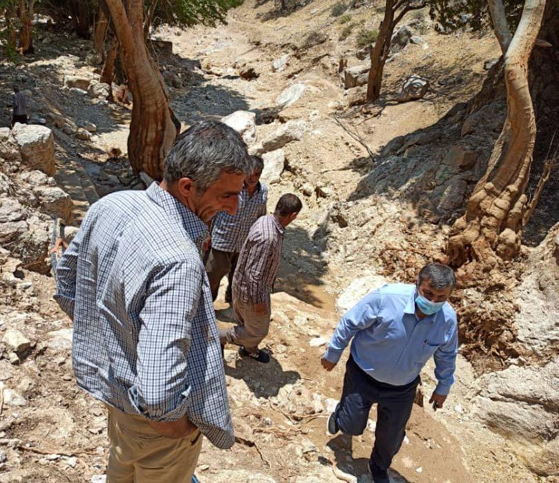 حاجی زاده:تلاش شبانه روزی جهت پایداری آب و برق در طسوج/ پیگیری های مستمر استاندار برای جبران خسارات